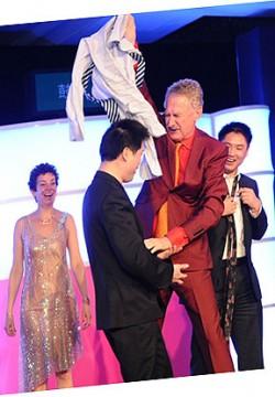 Bob Arno in Beijing